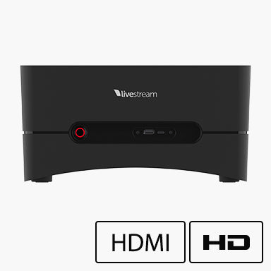 Livestream Studio ™ One HD Edition (4x HDMI)