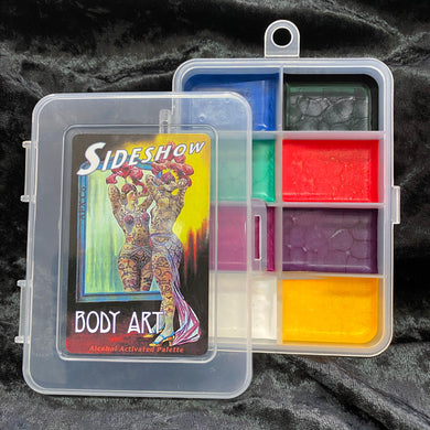 Sideshow- Body Art Palette - Fox and Superfine