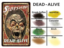 Load image into Gallery viewer, Sideshow- Dead Alive Palette - Fox and Superfine