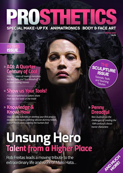 Prosthetics Magazine Issue #2 - Fox and Superfine
