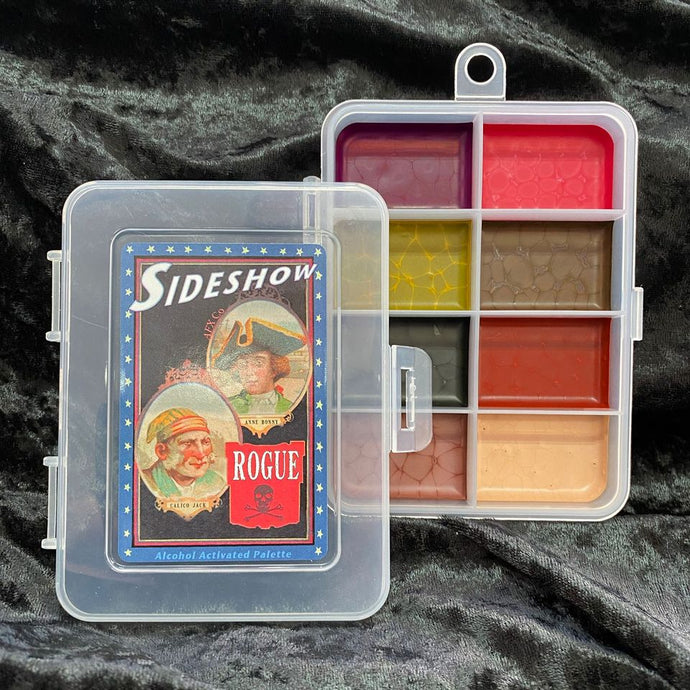 Sideshow Rogue Palette