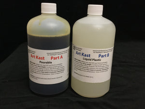 ArtKast Pourable Resin - All Kit Sizes - Fox and Superfine