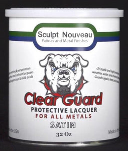 Clear Guard Protective Lacquer - Fox and Superfine