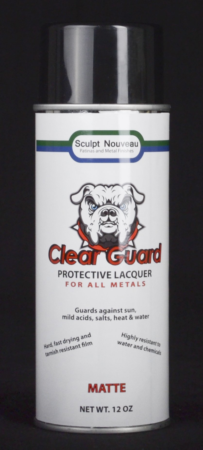 Clear Guard Sealer - 12oz Spray Can - Fox and Superfine