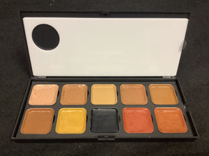EBA Dark Palette With Adjusters - Fox and Superfine