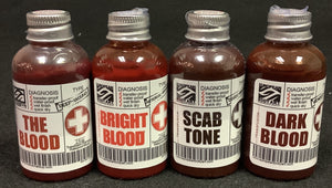 EBA Drying Blood - 4 Colors - Fox and Superfine