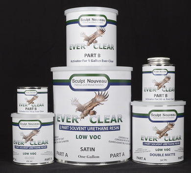 Ever-Clear 2K  - All Kit Sizes - Fox and Superfine