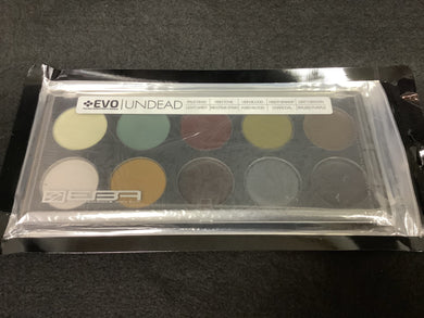 EVO Cream Palette - Undead - Fox and Superfine
