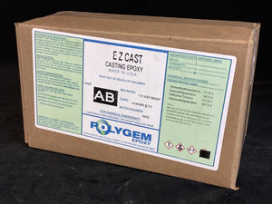 EZ Cast Epoxy Casting Resin - All Kit Sizes - Fox and Superfine
