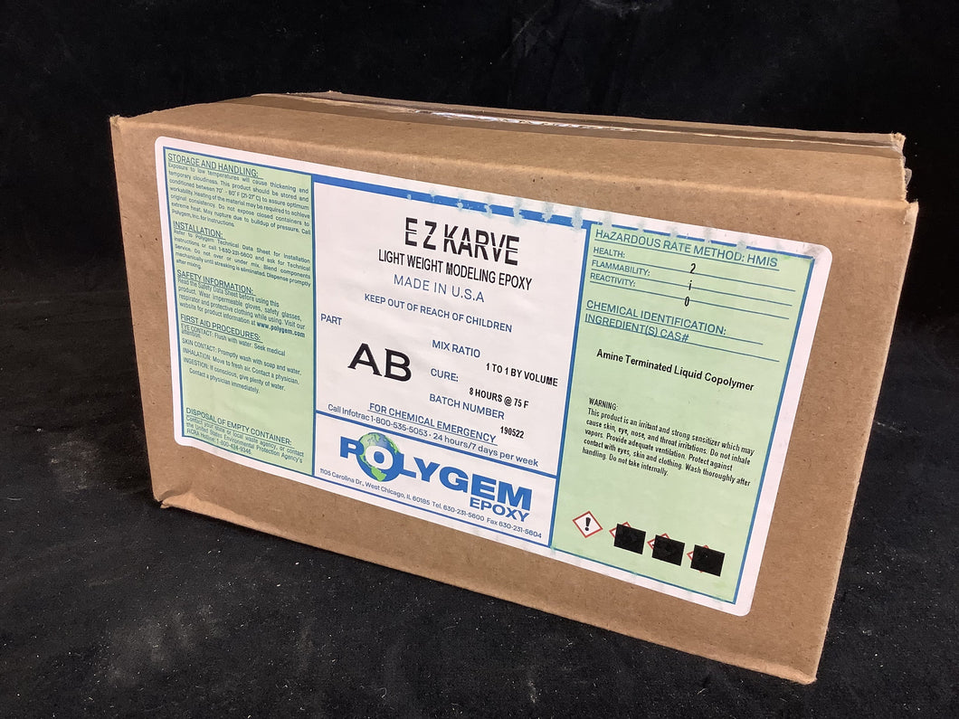 EZ Karve Sculpting Epoxy - All Kit Sizes - Fox and Superfine