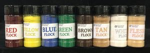 Flocking - All Colors - 4oz Bottle - Fox and Superfine