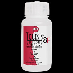 Telesis 8F (Fast) Silicone Adhesive - Fox and Superfine