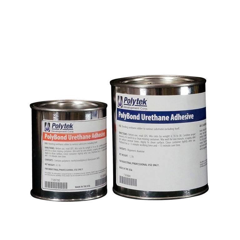 PolyBond Polyurethane Adhesive - Fox and Superfine