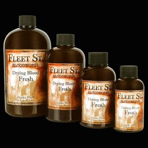 Fleet Street Bloodworks-Drying Blood - Fox and Superfine