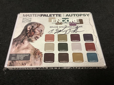 Master Palette - Autopsy Palette - Fox and Superfine