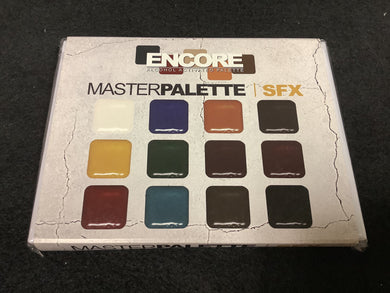Master Palette - SFX Palette - Fox and Superfine