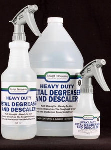 Metal Cleanser and Degreaser - Fox and Superfine
