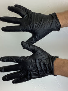 Nitrile Gloves 6 Mil. - All Sizes - Fox and Superfine