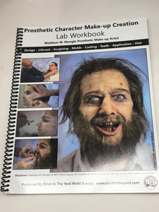 Prosthetic Character Make-up Creation - Fox and Superfine