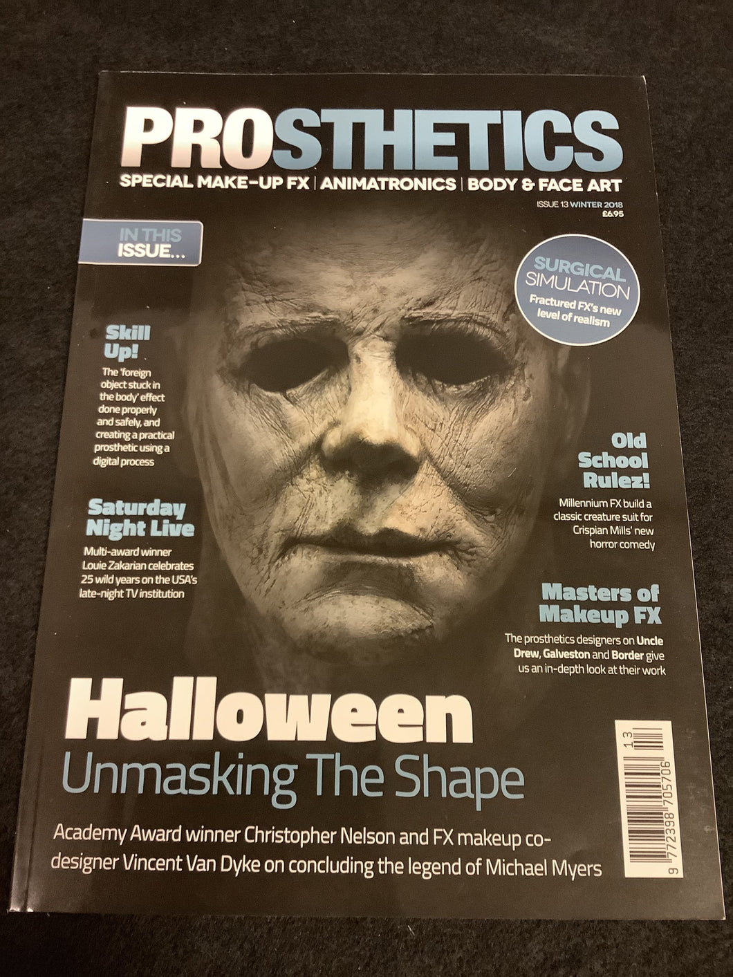Prosthetics Magazine Issue 13 - Fox and Superfine