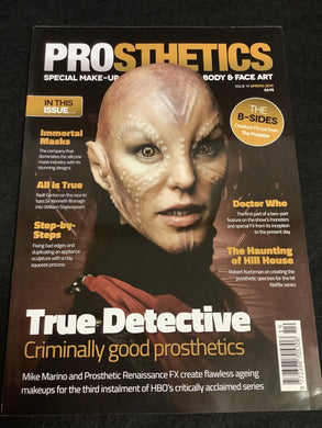 Prosthetics Magazine Issue 14 - Fox and Superfine