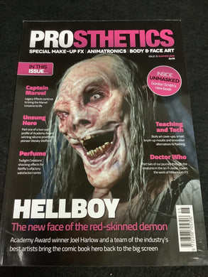 Prosthetics Magazine Issue 15 - Fox and Superfine