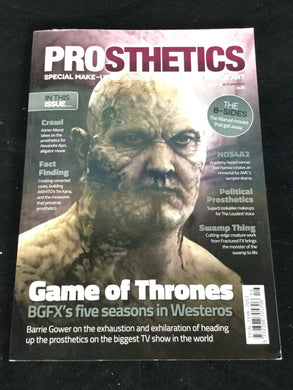 Prosthetics Magazine Issue 16 - Fox and Superfine