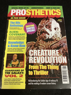 Prosthetics Magazine Issue 8 - Fox and Superfine