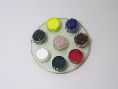 Silicone Pigment Palette - Fox and Superfine