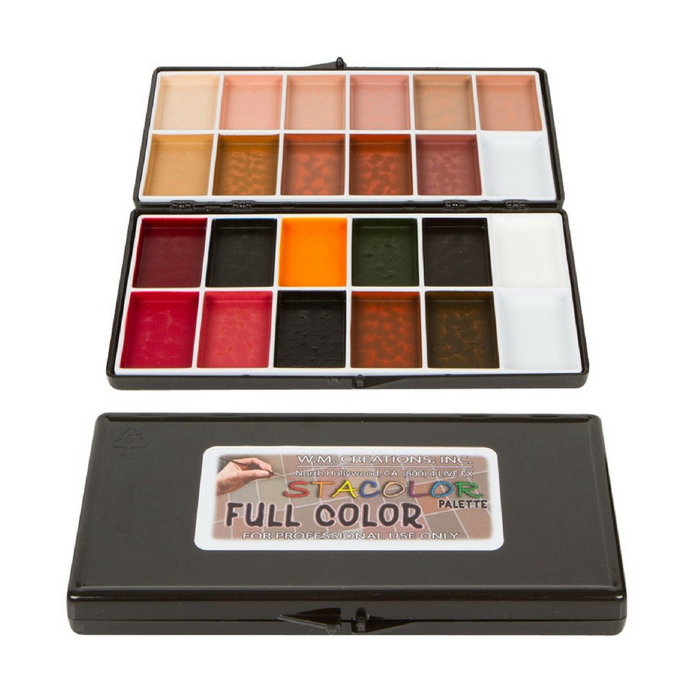 StaColor Palette - Full Color - Fox and Superfine