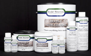 Type C Metal Coatings - All Sizes - Fox and Superfine