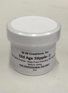 W.M. Creations Old Age Stipple- B 2oz - Fox and Superfine