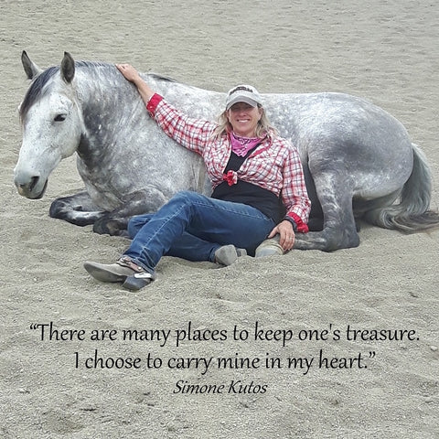 About Happy Horse Riders - Simone