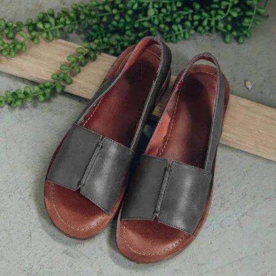 Women Slip-on Soft Comfy Casual Sandals