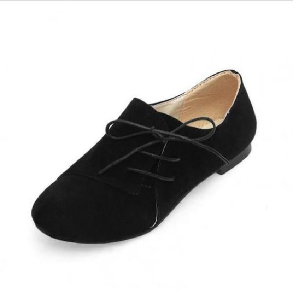 Women Comfy Lace Up Shoes