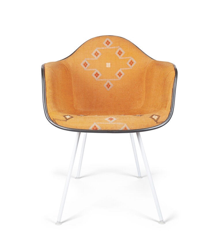 Eames Cactus Silk Chair