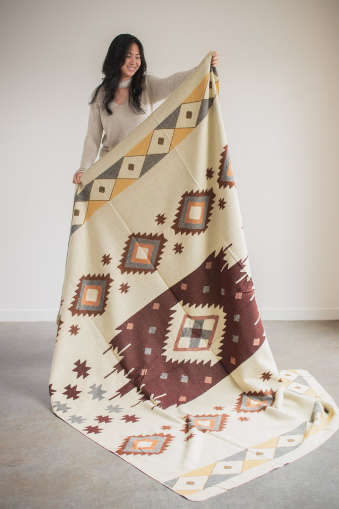 Ecuadorian Blanket Brown