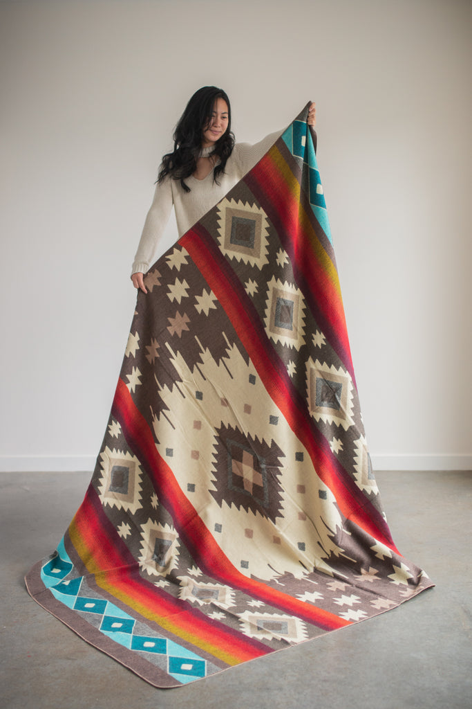 Ecuadorian Blanket Red