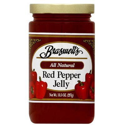 Braswell's Red Pepper Jelly, 10.5 oz