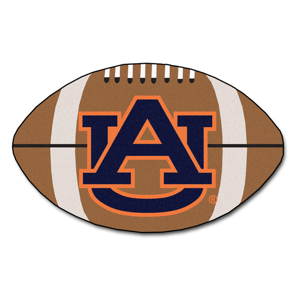 "Auburn Tigers  ""Football"" Floor Mat (22""x35"")"