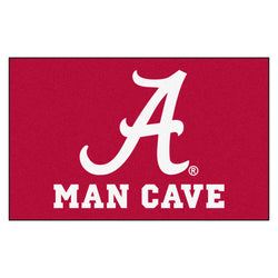 Alabama Man Cave Ultimate Mat 60X90