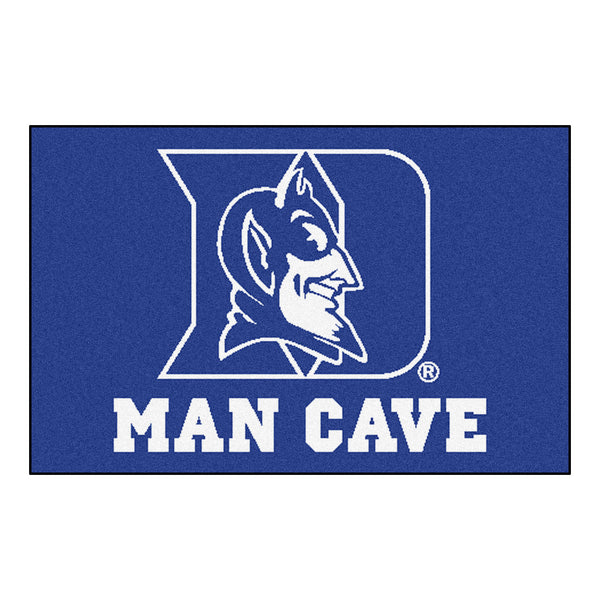 "Duke Blue Devils Man Cave ""Starter"" Floor Mat (20in x 30in)"