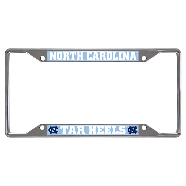 "North Carolina Fan Mats Alabama License Plate Frame 6-1/4"" X 12-1/4"""