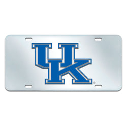 Kentucky Laser Cut License Plate Cover