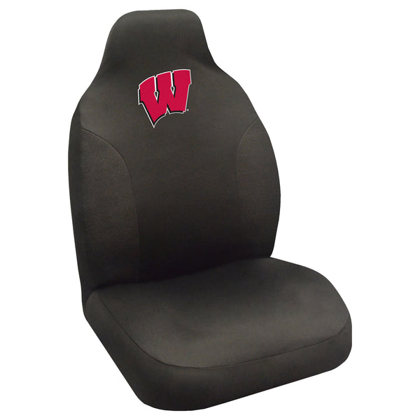 "Fan Mats Wisconsin Seat Cover 20"" X 48"""