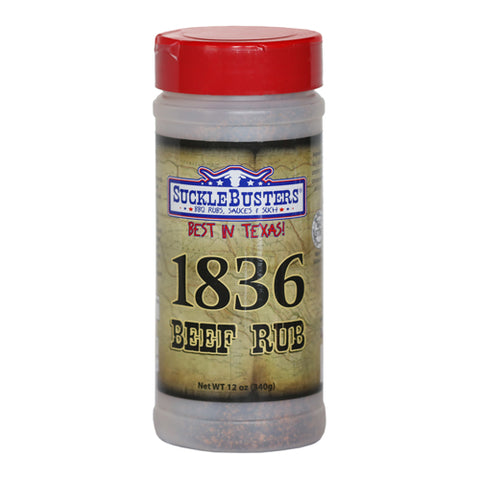 Sucklebusters 1836 Beef Rub