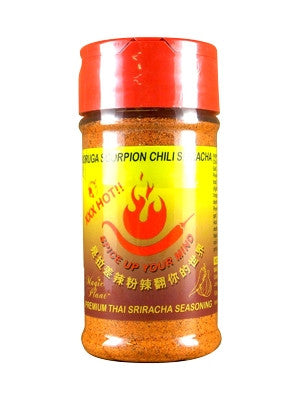 Moruga Scorpion Chili Sriracha Dust