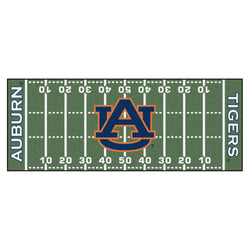 "Auburn Tigers Football Floor Runner (29.5""x72"")"