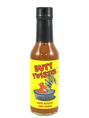 Butt Twister Hot Sauce