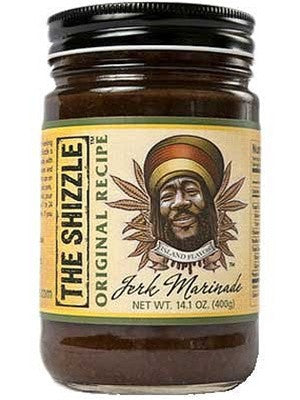 The Shizzle Jerk Marinade
